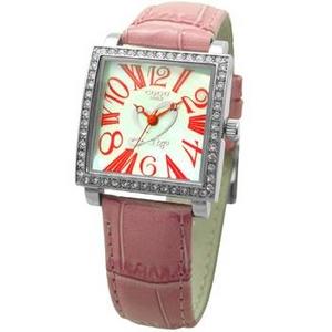 COGU(コグ) 腕時計 Ryo リョウ スクエアシリーズ ピンク RYO1206S-R1P レディースウォッチ - 拡大画像