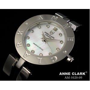 ANNE CLARK(アン・クラーク)レディース腕時計 AM1020-09 【愛らしいスイング・チャームがキラリ☆】 - 拡大画像