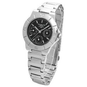 Alessandra Olla アレサンドラオーラ 腕時計 マルチファンクション レディースウォッチ AO-900-1 ブラック  - 拡大画像