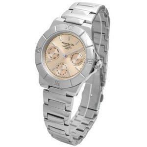Alessandra Olla アレサンドラオーラ 腕時計 マルチファンクション レディースウォッチ AO-900-8 ピンクゴールド  - 拡大画像