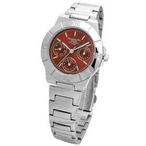 Alessandra Olla アレサンドラオーラ 腕時計 マルチファンクション レディースウォッチ AO-900-5 レッド  - 拡大画像