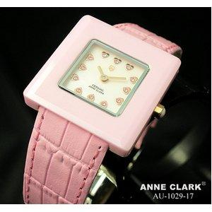 ANNE CLARK(アンクラーク) レディース ベルトウォッチ AU1029-17/ピンク - 拡大画像