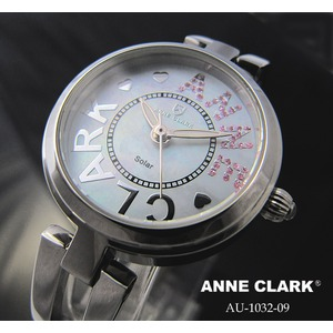 アンクラーク レディース ソーラー腕時計 AU1032−09