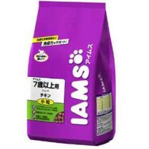 アイムス 高齢犬用シニア小粒 1kg - 拡大画像