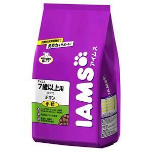 アイムス 高齢犬用シニア小粒 3kg - 拡大画像