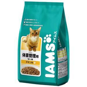 アイムス 成猫用 1kg体重管理用 チキン - 拡大画像