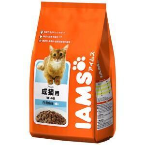 アイムス 成猫用白身魚味 1kg - 拡大画像