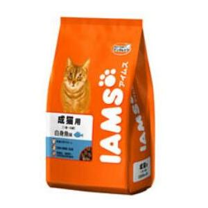 アイムス 成猫用白身魚味 3kg - 拡大画像