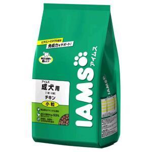 アイムス 成犬用 チキン味 【ミニチャンクス】小粒 3kg - 拡大画像