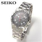 SEIKO(セイコー) ミリタリー・クロノグラフ SND375P
