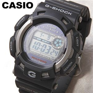 CASIO(カシオ) G‐SHOCK GULFMAN GW-9100-1 - 拡大画像
