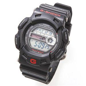 CASIO(カシオ) G-SHOCK G-9100-1DR GULFMAN(ガルフマン) - 拡大画像