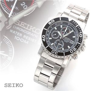 SEIKO(セイコー) アラームクロノ SNA225P - 拡大画像