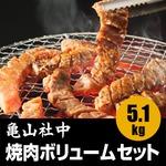 亀山社中 焼肉ボリュームセット 5.1kg