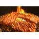【旧タイプにつき9月30日で販売終了】亀山社中 焼肉 計4kgセットB 【華咲きハラミ400g×4、華咲きカタロース400g×6 、ハサミ、レシピ付き】 - 縮小画像1