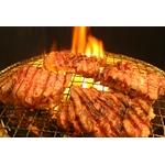 【旧タイプにつき9月30日で販売終了】亀山社中 焼肉 計4kgセットB 【華咲きハラミ400g×4、華咲きカタロース400g×6 、ハサミ、レシピ付き】