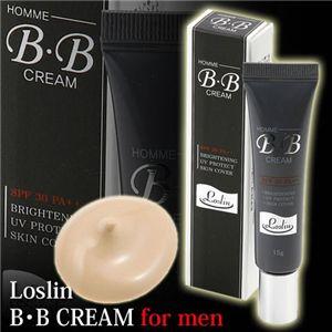 Loslin(ロスリン) BBクリーム for men - 拡大画像