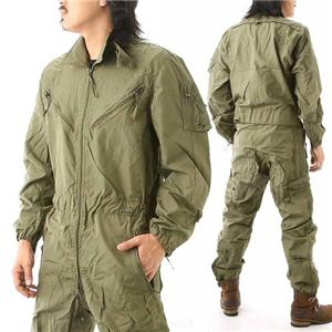 アメリカ軍戦車搭乗員スーツ 10061 - 拡大画像