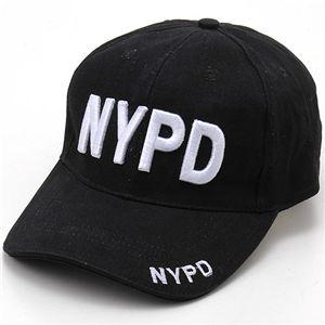 米軍 ベースボールキャップ&USSキャップ NYPD - 拡大画像