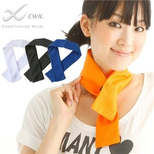 CW-X(シーダブリューエックス) サーモメイトネッククーラー ネイビー - 拡大画像