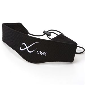 ワコールブランド CW-X(シーダブリューエックス) ネッククーラー ブラック - 拡大画像