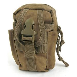 多機能 MO LLEバッグ 対応防水布使用ポーチ BP061YN コヨーテ ブラウン - 拡大画像