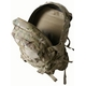 防水布使用米軍 A-3モール対応リュックレプリカ ブラック - 縮小画像5