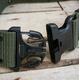 米軍 UT X バッグ ルピストルベルト レプリカ ブラック - 縮小画像3