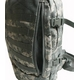 米軍モール対応防水布使用アサルトリュックサックレプリカ ブラック - 縮小画像5