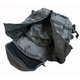 米軍 防水布使用3DAY中央ジッパーリュックサック グレー - 縮小画像6