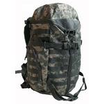 米軍 防水布使用3DAY中央ジッパーリュックサック ACU