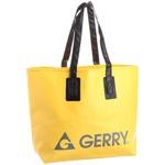 GERRY超軽量完全防水バケツ代わりにもなるトートバッグ GE3007 イエロー