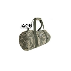 米軍 ロールバッグ レプリカ ACU BH056YN - 拡大画像
