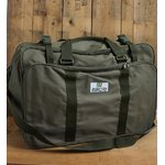 イタリア軍放出 スーツケース ミディアム BH057NN オリーブ 【デットストック】【未使用】