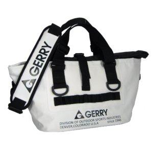 GERRY 超軽量防水トートミディアムバッグ GE5006 ホワイト - 拡大画像