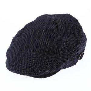 纏(まとい)織ハンティング 144-1905 黒 - 拡大画像
