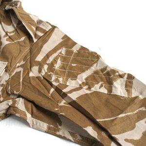イギリス軍 放出 デザートDP Mシャツ J S032NN 96( M〜 L)サイズ 【 デッドストック 】 【 未使用 】4