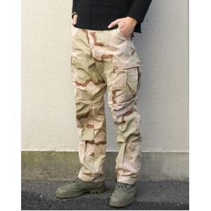 米軍放出 BDUパンツ PP179NN 3カラーデザート S- SHORTサイズ 【 デットストック 】 【 未使用 】 80cm - 拡大画像