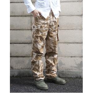イギリス軍 放出 デザートDP Mパンツ ライトウェイト PP181NN 76サイズ 【 デットストック 】 【 未使用 】  - 拡大画像