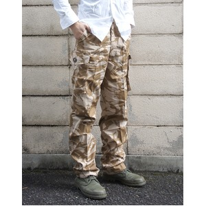 イギリス軍 放出 デザートDP Mパンツ ライトウェイト PP181NN 84サイズ 【 デットストック 】 【 未使用 】  - 拡大画像