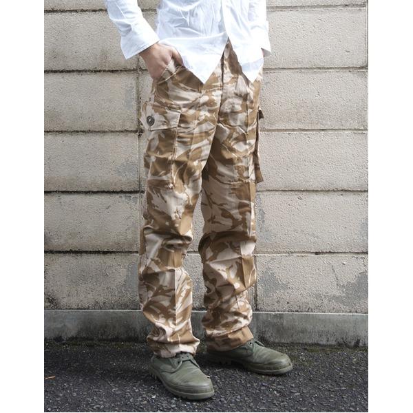 イギリス軍 放出 デザートDP Mパンツ ライトウェイト PP181NN 88サイズ 【 デットストック 】 【 未使用 】 f00