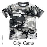 カモフラージュ Tシャツ( 迷彩 Tシャツ) JT048YN シティー カモ Lサイズ