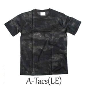 カモフラージュ Tシャツ( 迷彩 Tシャツ) JT048YN A-TAC S( LE) XLサイズ - 拡大画像