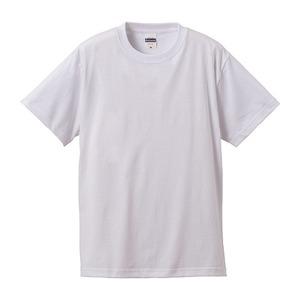 綿100%6.2オンスヘビーウェイトTシャツ CB8745 白5枚+黒5枚 Lサイズ【10枚セット】 - 拡大画像