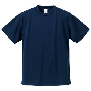 UVカット吸汗速乾ドライ Tシャツ CB5900 ネイビー S 【 5枚セット 】  - 拡大画像