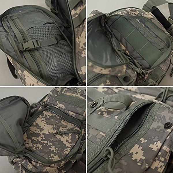 水に強い防水加工 布使用 米軍 ワンショルダーバッグ B S139YN ACU 【 レプリカ 】