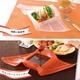 料理の鉄人石鍋シェフ「レンジ万能スチーマー」 【ホワイト&レッド 2個セット】 - 縮小画像6
