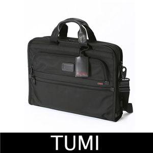 TUMI(トゥミ) ビジネスバッグ ブラック - 拡大画像