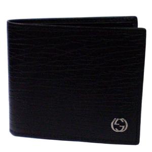 GUCCI(グッチ) 二つ折財布 ブラックエンボス 115219A510R1000 - 拡大画像