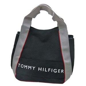TOMMY HILFIGER(トミーヒルフィガー) ミニショッパー 6915124-991 ブラック×ブラック - 拡大画像